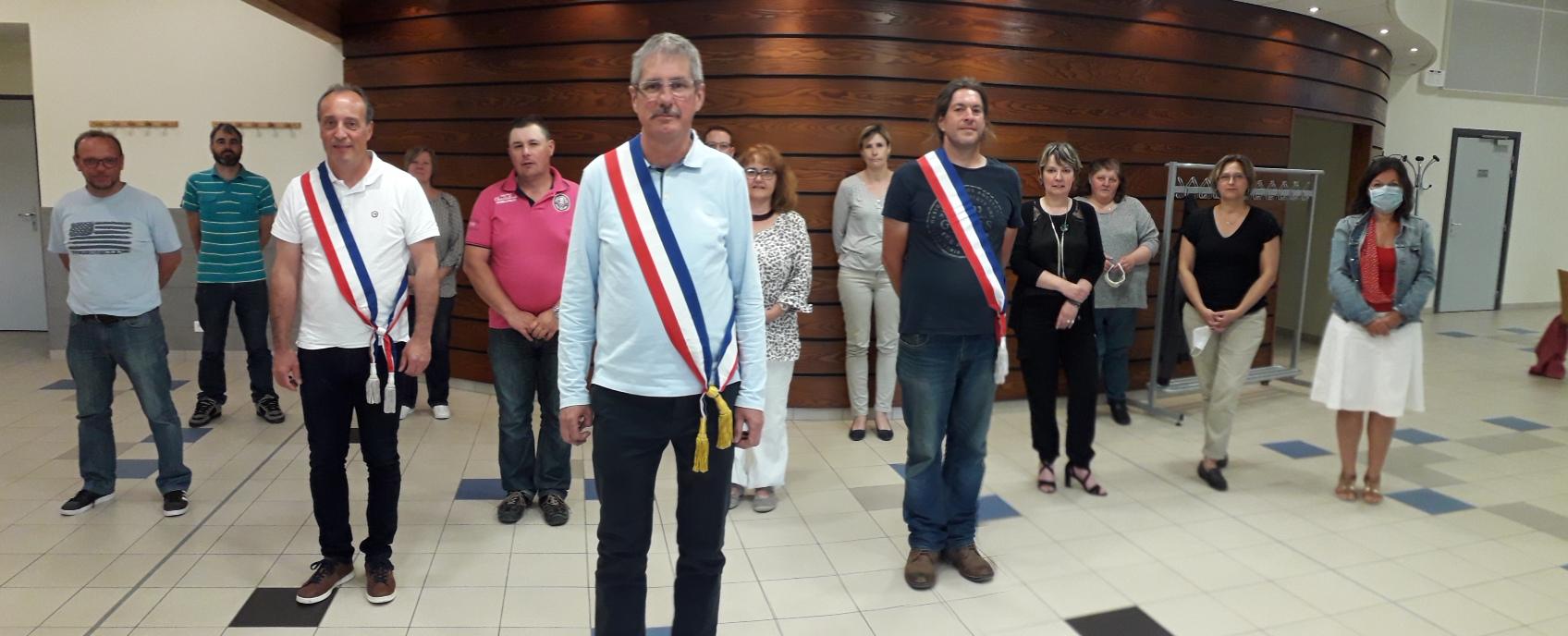 Eddy Rohrbach ist neuer Bürgermeister von Weyer im Elsass