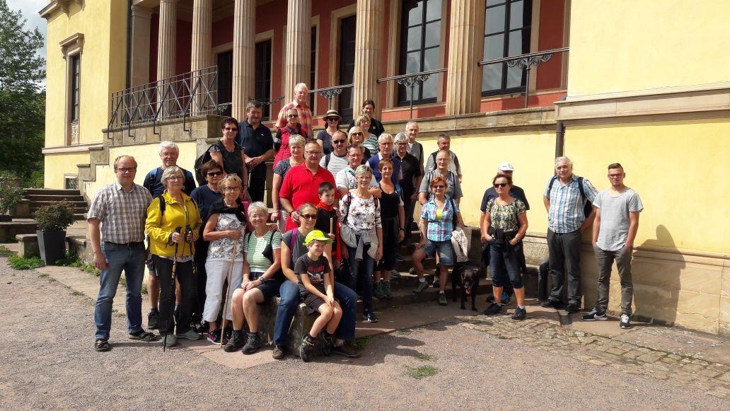 Partnerschaftsbesuch aus Weyer im Elsaß
