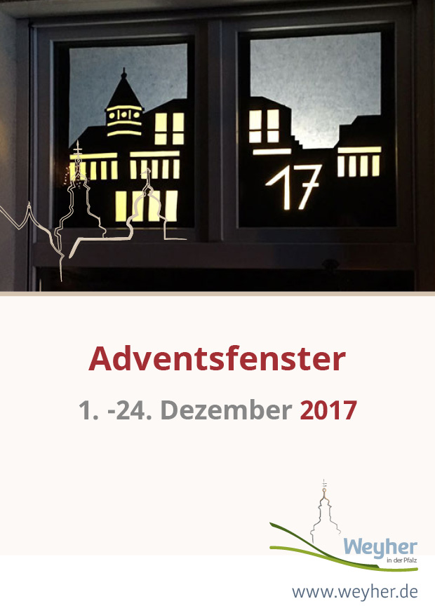 Adventsfenster