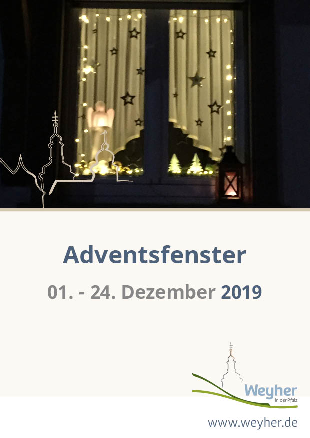 Adventsfenster 19